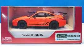 Diecast Mobil Kinsmart Porsche 911 GT3 RS