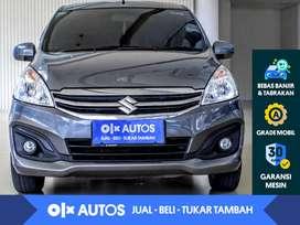[OLX Autos] Suzuki Ertiga 1.4 GL Bensin A/T 2017 Abu-Abu