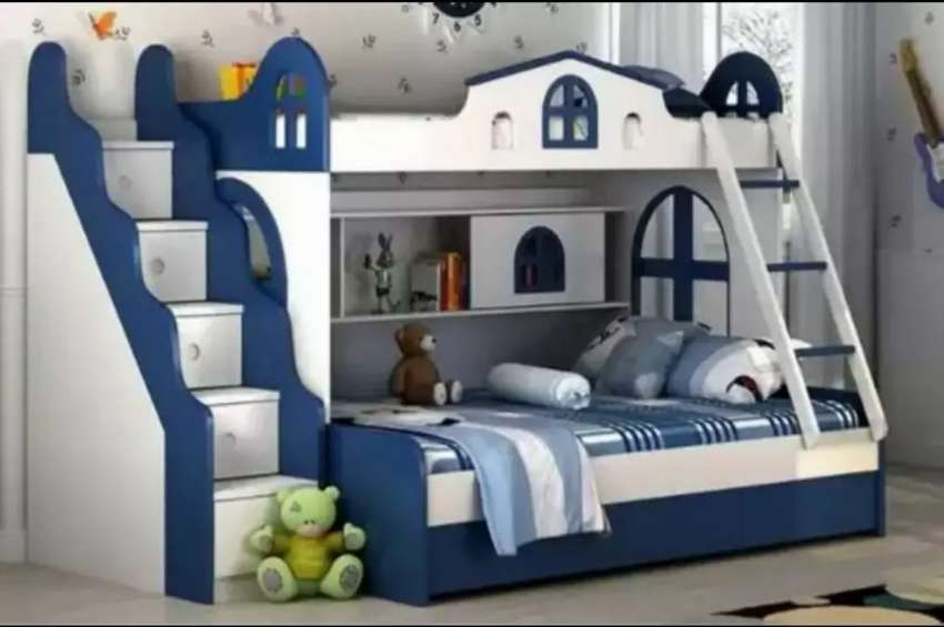 New bunk bed 0