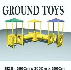 Groundtoys Mainan Anak Outdoor