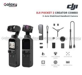 Kredit DJI Pocket 2 Creator Combo