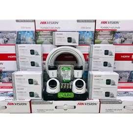 Solusi keamanan pasang baru Kamera CCTV bergaransi free instalasi