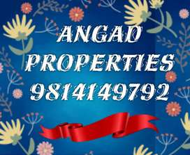Mig flat 2bhk 1st floor registry case in sector 44 d chandigarh