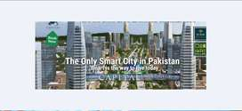 3.5 Marla Plot in Capital Smart City Islamabad 15 Lakh Last Time Offer