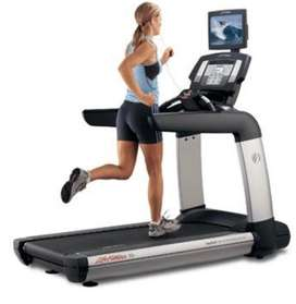 Life fitness USA slightly used commercial treadmill model: 95T inspire