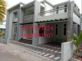 New houses near Pottammel Westhill Medical college Kunduparamba
