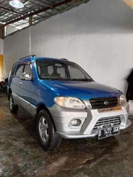 Daihatsu taruna FGX Efi 2003 jok 3 baris istimewa termurah