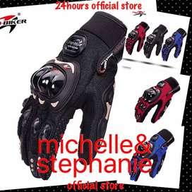 M&S MEN'S STUFF 10-Sarung Tangan Motor Sarung Tangan Ksatria Umum