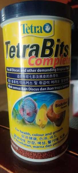 Fish food-Tetra Bits pellets 300gm