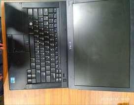 "Dell e6410/Ci5/4GB Ram/320GB HDD/WiFi/Webcam/14""HD Dis/2Hr Backup/Bill"