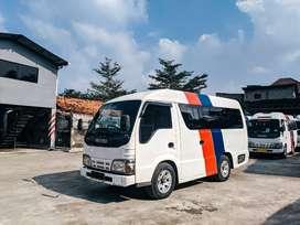 Minibus Isuzu Elf (Elep) NHR55 Tahun 2013 Kondisi Baik