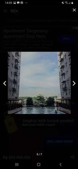 Disewakan Apartemen East Park Jatinegara Indah