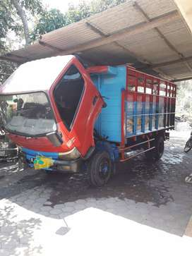 (*)j7ual truk dyna 130 ht