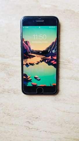I phone 7 bill box charger 73 %