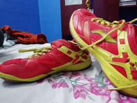 Badminton shoes(non-marking)