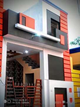 2bhk new house Santoshi Nagar Gokul nagar subsidy ke sath