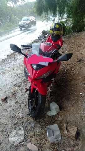 Kawasaki ninja 250cc 4 tak