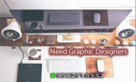 NEED GRAPHIC DESIGNERS