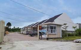 Dijual Cepat Rumah Cluster Minimalis Tipe 45/108