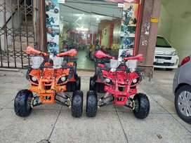 Tubeless Tyres Reverse Gear Atv Quad 4 Wheels Bike Deliver In All Pak