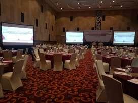 Jasa Rental LCD Proyektor dan Screen murah 24 Jam Area Jogonalan