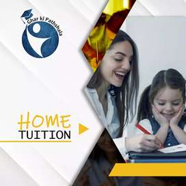 We provide tutors for school students and Spoken English