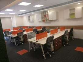 Office spaces available on rent