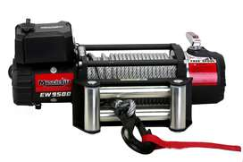 TMAX MUSCLELIFT 9500 Electric Winch (4,3 ton) HIGH SPEED Ratio 161:1