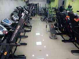 W e i g h t loss Machine like Treadmill and other Equipment Cycle etc