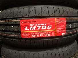 Ban Dunlop 205/45 R17 SP Sport LM705