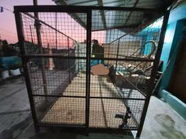 Dog kennel in very good condition
