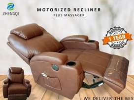 Imported Recliner Sofa (Motorised) / Cash on Delivery