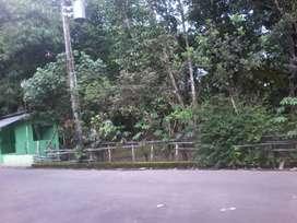 Disewakan tanah pekarangan untuk gudang/lahan parkir