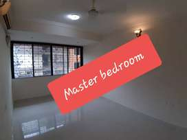 2bhk on 1st floor semi furnished with security car parking