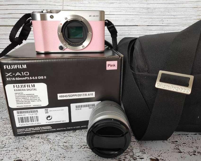 Camera Digital Fuji X-A10 0