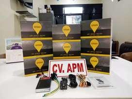 GPS TRACKER gt06n cocok di motor/mobil/truk/bus+server selamanya