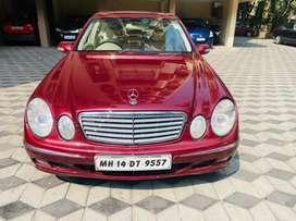 Mercedes-Benz E-Class 1993-2009 200 Kompressor Classic, 2004, Petrol