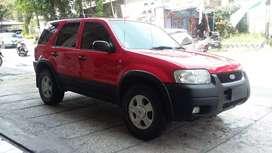 Ford Escape XLT 3.0 thn 2002 istimewa