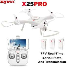 Syma Drone HD video recording,  Quadcopter GPS positioning
