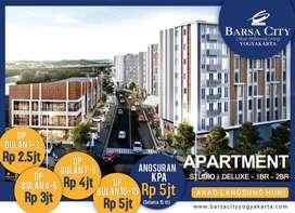 Apartemen Ciputra Barsa City