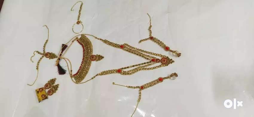 jewellery ( bridal set ) 0