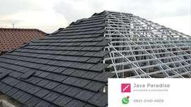 Jasa Pemasangan Atap Banja Ringan Termurah Se Tasik Jujur Amanah
