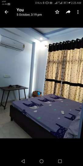 1 female required for furnished 2bhk pre occupied flat