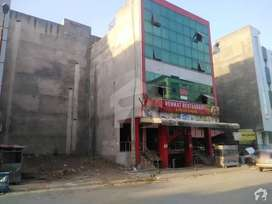 PLAZA AVAILABLE FOR SALE 200 METER AWAY FROM PWD MAIN DOUBLE ROAD