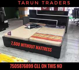 Cheapest price king size double bed available
