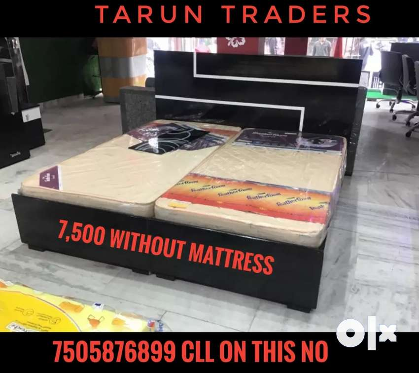 Cheapest price king size double bed available 0