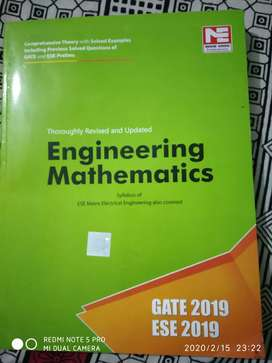 Engineering Mathematics by MADE EASY at cheapest rate.