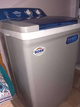 Boss washing machine for sale