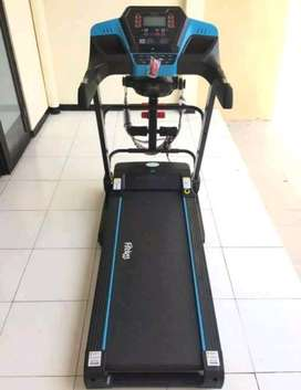 Treadmill electrik FC OSAKA 4fungsi/best seller Bisa COD