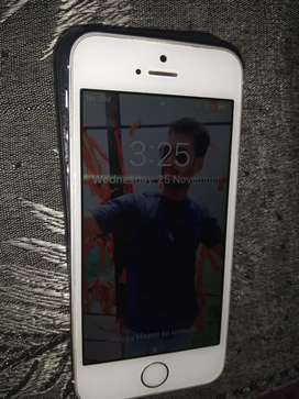 iPhone 5s a very good condition